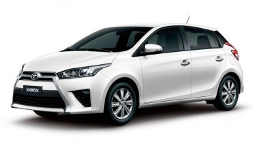 Toyota Yaris 1.5 benzin, manual